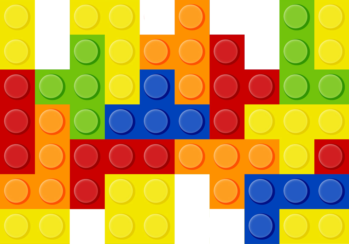 Lego Middle Row