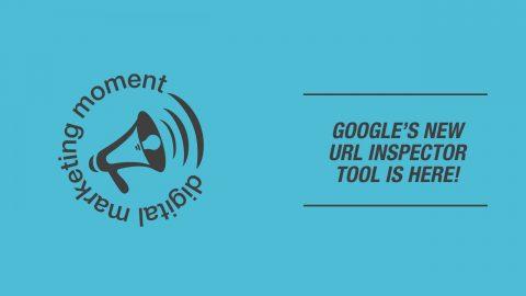 Google's New URL Inspector Tool