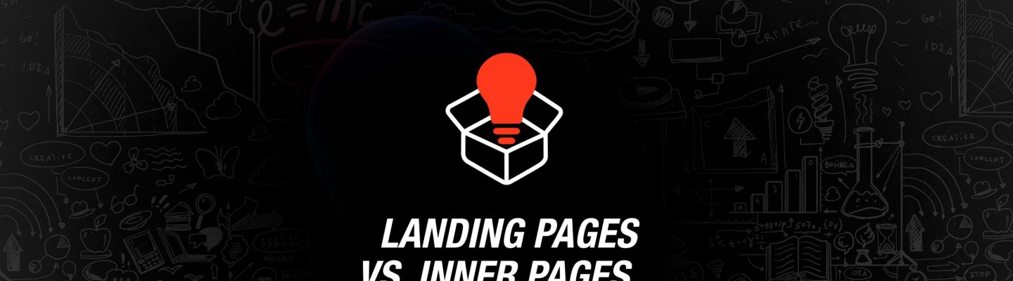 Landing Pages vs. Web Pages...What's the difference?