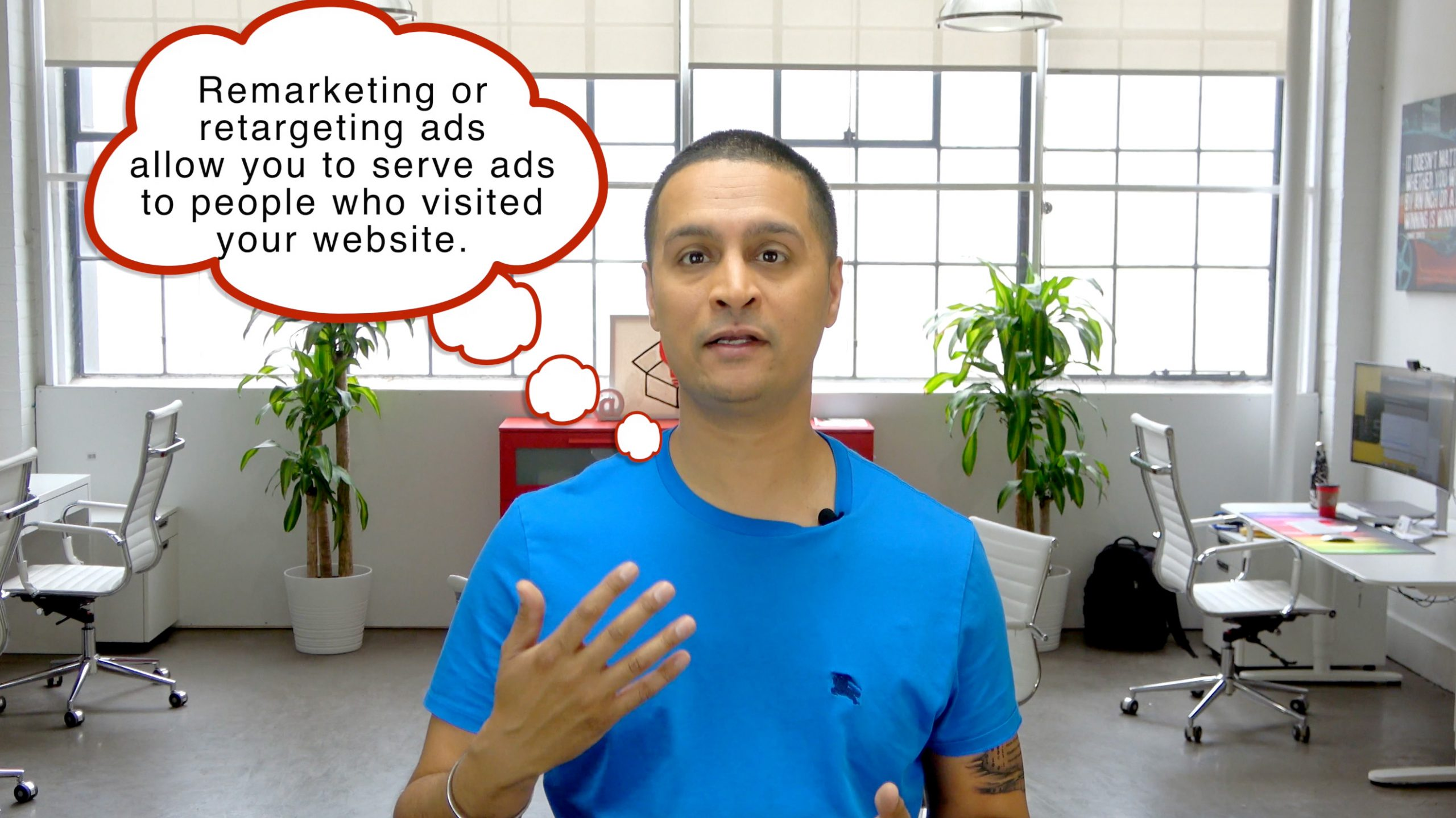 Marketing to Website Visitors After their Visit