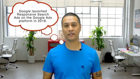 Responsive Search Ads on the Google Ads Platform