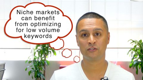 Take Advantage of Low Volume Keywords in your SEO Strategy