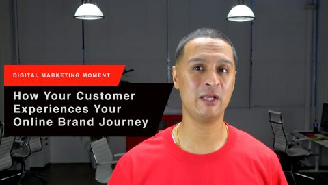 How Your Customer Experiences Your Online Brand Journey