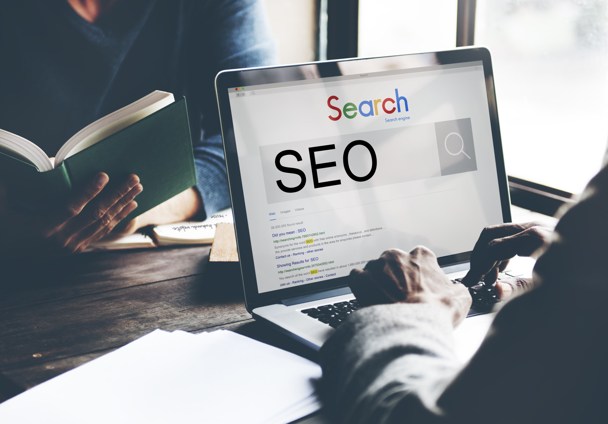 SEO Search Engine Optimization Business Marketing